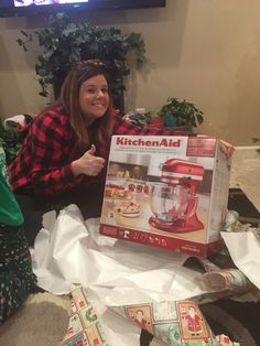 She loves her gift from Santa! Love this girl so much! I don't know what I would do without her!