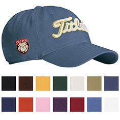 Norwood Promotional Products :: Product :: Titleist® Garment Washed Cap