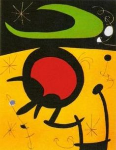 Joan Miro Vuelo De Pajaros 1968 print for sale. Shop for Joan Miro Vuelo De Pajaros 1968 painting and frame at discount price, ships in 24 hours. Spanish Painters, Spanish Artists, Joan Miro Paintings, Famous Abstract Artists, Art Moderne, Pablo Picasso, Surreal Art, Oeuvre D'art, Art Lessons