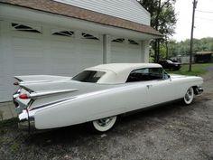 1959 Cadillac Eldorado Biarritz, mint 26k mile survivor
