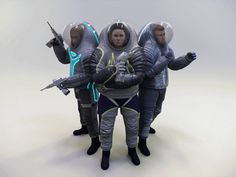 Extreme Makeover: Astronaut Edition – NASA's Futuristic New Spacesuit Designs http://www.americaspace.com/?p=58897