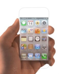 Would you buy an IPhone that is clear?