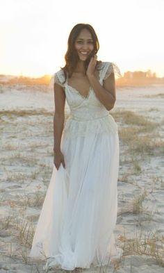 lace wedding dress by Grace loves lace www.graceloveslace.com
