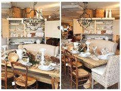 The Willows Home & Garden: around the shop