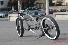 OCOBIKE REALISATION - OCOBIKE- Beach Cruiser vélo shop Neuchatel,Lowriders bikes,Choppers bikes,Custom vélo