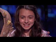Laura Bretan all performances in america's got talent