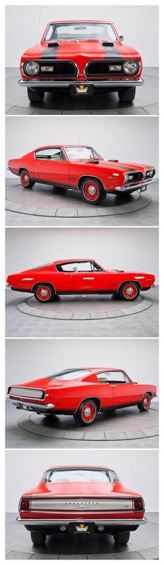 1969 Plymouth Barracuda 440                                                                                                                                                                                 More
