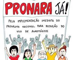 Programa Nacional para Redução do uso de Agrotóxicos (Pronara) será lançado em  Novembro, o objetivo é melhorar a qualidade de vida no campo e na cidade. Esta reinvindicação é das agricultoras familiares.  A confirmação do programa foi realizada no dia 8 de Outubro, durante a 63ª reunião da Candraf em Brasília. O Pronara integra o plano nacional de Agroecologia e Produção Orgânica, lançado em 2013. - PGM 3 - PRONARA/ AGRONEWS