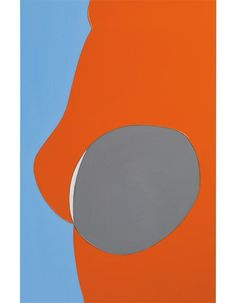 Gary Hume's Newest Sculptures and Glossy Paintings at Matthew Marks Gallery in…
