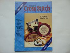 Plaid's Cross Stitch A Country Kind of Life by TrinasCraftPatterns