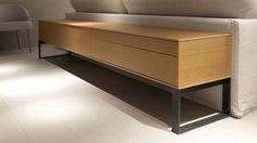 mueble bajo vital pan de oro