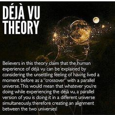 what does deja vu mean spiritually