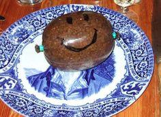 Haggis  Culinary Encyclopedia The Dish, Dishes, Breakfast, Cake, Food, Morning Coffee, Tablewares, Kuchen, Essen