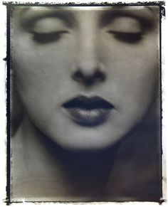 Sarah Moon, Yael Raich, 1993, printed later, Gelatin silver print, edition of 20, 9 1/2 x 15 1/2 in. (24.1 x 39.4 cm). Photographer's blinds...