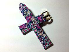 Custom made watch strap