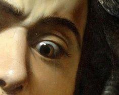 Baroque Painting, Baroque Art, Eye Painting, Arte Do Pulp Fiction, Michelangelo Caravaggio, Chiaroscuro, Classical Art, Italian Artist, Detail Art
