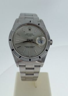 Search results for: 'watches pre owned rolex date watch' Men's Rolex, Rolex Date, Pre Owned Rolex, Pre Owned Watches, Second Hand Rolex, Rolex Models, Rolex Watches For Men, Watch Brands, Omega Watch