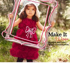 Seriously this dress is so cute it's so unfair that only four year olds can wear it!!