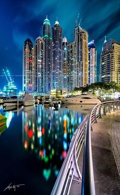 """The World so big I want to see.... """"Megatall"""" by Marek Kijevsky.... Dubai is the most populous city in the United Arab Emirates . It is located on the southeast coast of the Persian Gulf and is one of the seven emirates that make up the country...."""