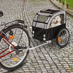 Remolque para bicicleta No Limit Doggy Liner 2