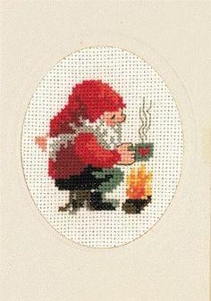Gallery.ru / Фото #178 - 1 - IannaD Christmas gnome or elf