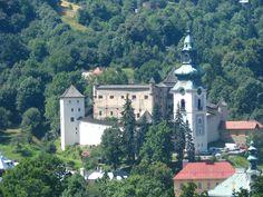 Banská Štiavnica - 24 foto European Countries, Central Europe, Bratislava, Lighthouses, Czech Republic, Hungary, Castles, Mansions, Landscape