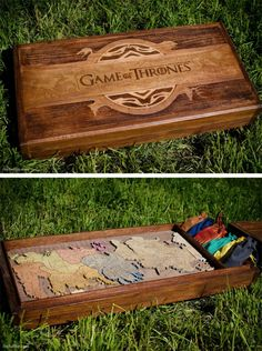 Game of Thrones Risk - by Fay Helfer