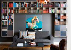 Estante de livros - Dicas de decoração - Revista Westwing