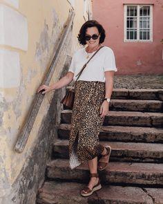 #leorock #animalprint #ü50mode #styleover50 #sommermode #stilberatung #summerlook2019 Brave, Zara, Harem Pants, Personal Style, Lifestyle, Fashion, Fashion Advice, Daughter, Moda