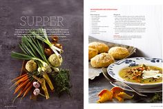 Styling i did for Norwigan food magazine. Photo done by Torben Hjulmand www.momentfotografi.dk