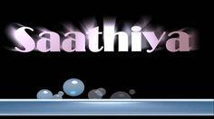 Sun Saathiya video lyrics song - Disney's ABCD 2 | Varun Dhawan | Shradd...