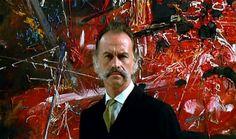 Georges Victor Mathieu d'Escaudœuvres – artysta francuski i teoretyk sztuki, przedstawiciel ekspresjonizmu abstrakcyjnego. Malarz samouk, protagonista abstrakcji lirycznej (specyficznie francuskiej odpowiedzi na abstrakcję geometryczną), urodził się 27 stycznia 1921 roku w Verseau we Francji, zmarł 10 czerwca 2012 roku.