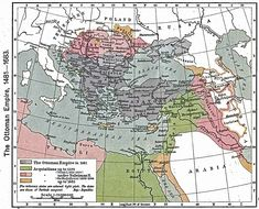 A high resl. map of the Ottoman Empire at its greatest extent in Malta, Suriname Flag, Les Balkans, Empire Ottoman, Hungary Travel, Kenya Travel, Out Of The Dark, Language And Literature, Equador