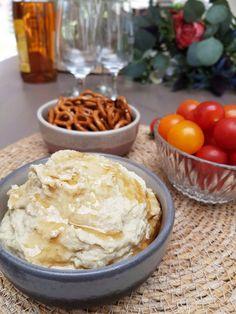 Dips, Cheese, Anna, Food, White Beans, Sauces, Essen, Dip, Meals