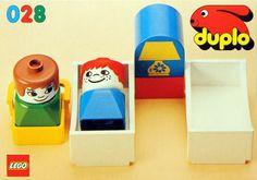 028: Nursery Furniture  DUPLO, 1979