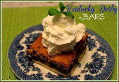 Sweet Tea and Cornbread: Kentucky Derby Bars!