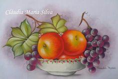 Claudia Maria Silva ~ Pintura em Tecido