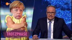 """""""Heute Show"""" zu Merkel: """"Seit Hitler war keiner mehr so alleine Schuld an irgendwas"""" - http://ift.tt/2c8bbqv"""