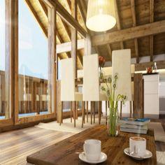 Modern Wood Interior Design 2015