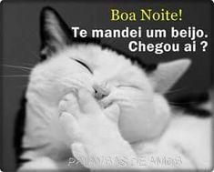 #boanoite , #beijos cheios de carinho!