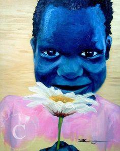 flower girl - Shanequa Gay