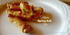 Filipino Spring Roll Bites