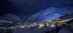 Italian Alps Towns | Photograph Bormio & Piatta - Italian's Alps by Ivan Tenci on 500px