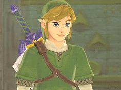 skyward sword gif | Zelda ss - The Legend of Zelda: Skyward Sword Fan Art (32947835 ...