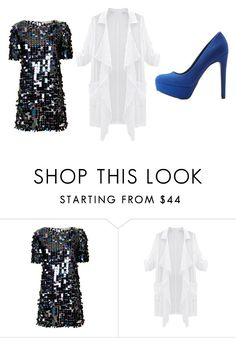 """all for new year eve"" by projekttrool on Polyvore featuring moda, Oh My Love i Charlotte Russe"