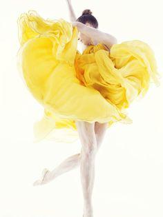 Yellow                                                  #fashion #fashionphotography