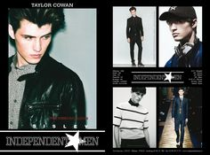 Taylor Cowan - SS14
