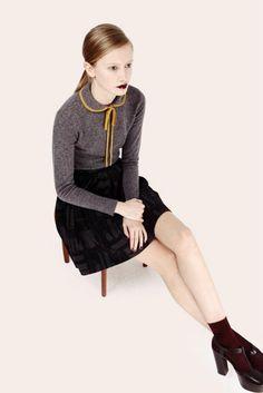 Sweater of my dreams {Orla Kiely}