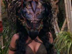 xena amazon masks- The Horde