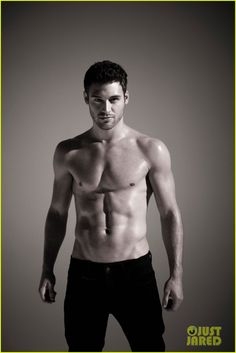 Well.........hello there!  Ryan Guzman